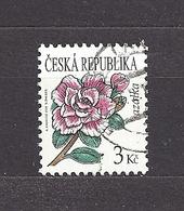 Czech Republic 2008 Gest ⊙ Mi 553 Sc 3364 Flowers Azalea. C6 - Tchéquie