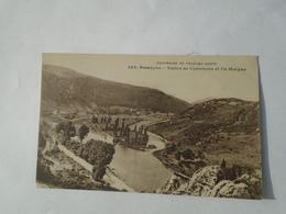 Besançon , Vallée De Casaméne Et île Malpas - Besancon
