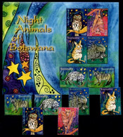 (247) Botswana  2010  Tradition / Culture / Tales / Legends / Animals / Sheet / Bf / Bloc  ** / Mnh  Michel BL 43 - Botswana (1966-...)