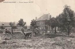 59/ Gouzeaucourt - Ferme Jacques Petit - Frankreich