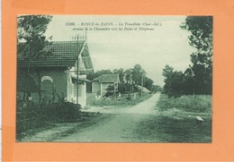 Carte Postale - RONCE LES BAINS - La Tremblade - Avenue De La Chaumière Vers Les Postes Et Téléphones - France
