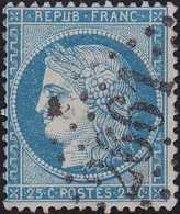 N°60A Oblitéré GC 2661 De Noailles De L'Oise (58), TB - 1871-1875 Cérès
