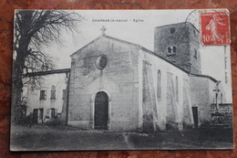 CHARNAS (07) - EGLISE - France