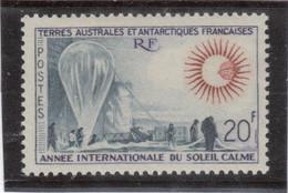 B13 - TAAF PO21 ** MNH De 1963 - Année Internationale Du Soleil Calme - Cote 125,00 - Terres Australes Et Antarctiques Françaises (TAAF)