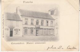 Westerlo - Westerloo - Gemeentehuis - Uitg. D. Hendrix, Antwerpen - Westerlo