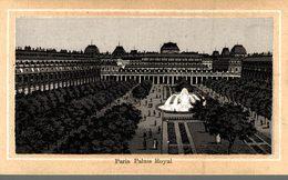 CHROMO RESTAURANT MOINE 2 BOULEVARD MONTMARTRE PARIS  PARIS  PALAIS ROYAL - Cromos