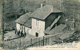 15 - Le PAS-de-la-CERE - L'usine électrique - France
