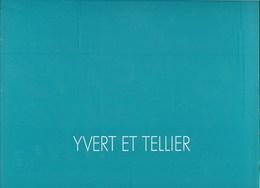 Yvert Et Tellier - INTERIEUR FRANCE SC 1999/2001  REF. 1290 (Avec Pochettes) - Albums & Binders