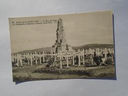 Environs De Saint-dié , Le Ban Du Sapt. , La Fontenelle , Cimetière Militaire ( Côte 627 ) - Saint Die