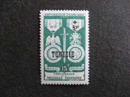 TUNISIE : N° 358, Neuf X. - Tunisia (1888-1955)
