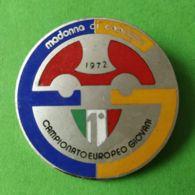 SPORT INVERNALI SPILLE  Campionato Europeo Giovani Madonna Di Campiglio 1972 - Italy