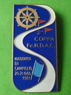SPORT INVERNALI SPILLE 2° Coppa Fe. N.D.A.C. Madonna Di Campiglio 1981 - Italy