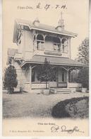 Oude God - Vieux-Dieu - Villa Des Roses - 1904 - Uitg. Bongartz, Oude God - Mortsel