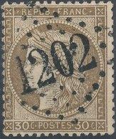 No 55 - Ceres 30c - 1871-1875 Cérès