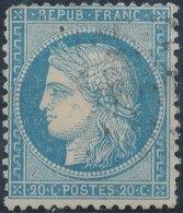No 35 - Ceres 20c - 1871-1875 Cérès