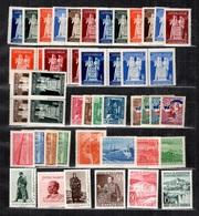Yougoslavie Belle Collection Neufs ** MNH 1945/1956. Bonnes Valeurs. TB. A Saisir! - Yougoslavie