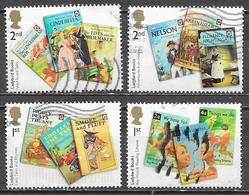 GB - Ladybird Books  - Oblitérés - Lot 1120 - 1952-.... (Elizabeth II)
