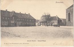 Brasschaat - Brasschaet - Groote Markt - J. Van Wesenbeeck N. 724 - Brasschaat