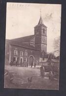 Vente Immediate Ersdorf - Erstroff ( Moselle 57) ( Animée Eglise Ed. Zednick Morhange ) - Autres Communes