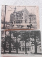 4 Cpa Groenendael Welriekende Chateau Prince Léopold - Hoeilaart