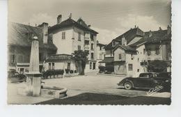 SAINT JULIEN EN GENEVOIS - La Place (automobile) - Saint-Julien-en-Genevois