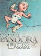 PANDORA BOX – Tome 1 L'orgueil – BDM  1 – 2005  Cartonné – 1ère édition - Livres, BD, Revues