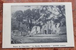 BOFFRES (07) - REPOS DE L'OUVRIERE LA RUCHE MASEILLAISE - France