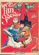 « Le Fils De Johanne D'Arc – Tim Galère »  F'Murr – Ed. Casterman (1985) – Avec Dédicace De L'auteur - Livres, BD, Revues