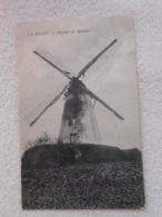 Cpa Maleizen Malaise Moulin Molen Overijse La Hulpe - Overijse