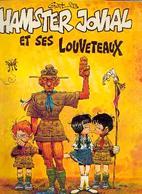 « Hamster Jovial Et Ses Louveteaux »  Gotlib – Ed. Du Fromage (1974) – Avec Dédicace De L'auteur - Livres, BD, Revues