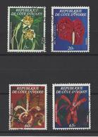 COTE-D'IVOIRE . YT   N° 462A/462D  Obl  1978 - Côte D'Ivoire (1960-...)