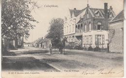 Calmthout - Kalmthout - Zicht In 't Dorp - Geanimeerd - 1904 - F. Hoelen, Phot. Cappellen N. 127 - Kalmthout