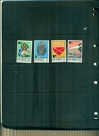 BAHAMAS 28 CONFERENCE DE L'ASSOCIATION PARLAMENTAIRE DU COMMONWEALTH 4 VAL NEUFS A PARTIR DE 0.60 EUROS - Bahamas (1973-...)