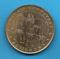 Monnaie De PARIS - 2002 - Palais Des Papes -  AVIGNON - Médaille Officielle - 2002