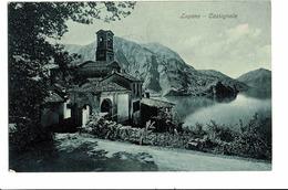 CPA - Carte Postale-  Suisse - Tessin - Lugano- Castagnola-1913- S5046 - TI Ticino