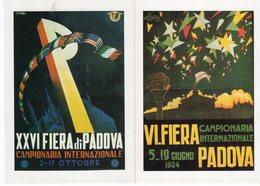 Padova 1992 - 70° Fiera Campionaria Di Padova - Quattro Immagini Della Campionaria - - Esposizioni