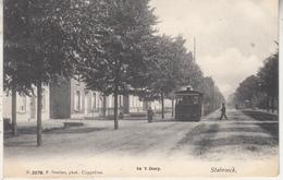 Stabroek - Stabroeck - In 't Dorp - Stoomtram - 1908 - F. Hoelen Phot. Cappellen N. 2078 - Stabroek