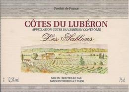 COTES DU LEBURON LES SABLONS (3) - Etiquettes