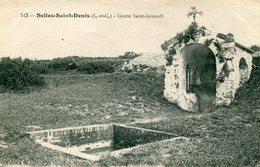 41 - SELLES-SAINT-DENIS - Grotte Saint-Genouft - France
