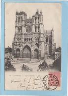 80  -  AMIENS  -  LA  CATHEDRALE    -  1903  - - Amiens