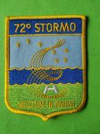 SCUDETTO DA BARACCIO  Aviazione 72° Stormo - Italy