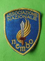 SCUDETTO DA BARACCIO  Associazione Nazionale NEMBO - Italia