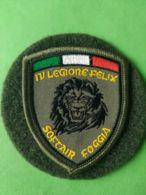 SCUDETTO DA BARACCIO 4° Legione Felix Softair Foggia - Italia