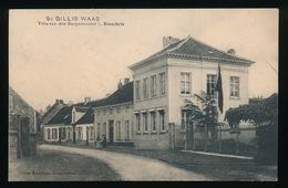 SINT GILLIS WAAS   VILLA VAN DEN BURGEMEESTER L.BUSSCHOTS - Sint-Gillis-Waas