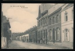SINT GILLIS WAAS   POSTKANTOOR - Sint-Gillis-Waas