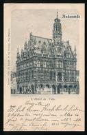OUDENAARDE   L'HOTEL DE VILLE - Oudenaarde