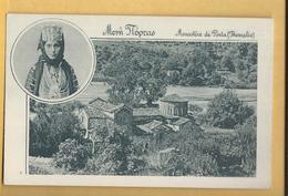 C.P.A. Monastère De Porta En Thessalie - Grèce