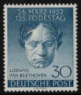 ~~~  Allemagne Berlin 1952 - Ludwig Van Beethoven - Mi. 87 * Neuf MH ~~~ - [5] Berlino