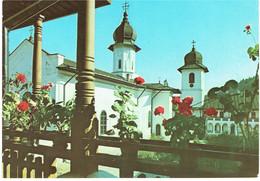 CPM ROUMANIE NEAMT AGAPIA - Le Monastère D'Agapia Fondé En 1642 - 1985 - Roumanie