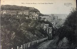 Carte Postale - Veules-les-Roses - 506 La Cavée Saint Nicolas - Le Littoral LG - Veules Les Roses